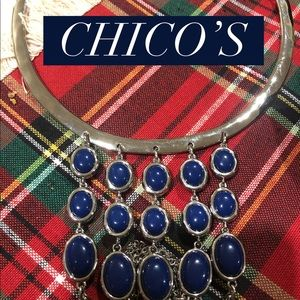 🎄✨ Chico's Double Sided Necklace 🎄✨